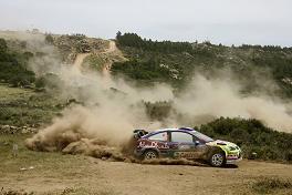 Rally Sardegna 2011