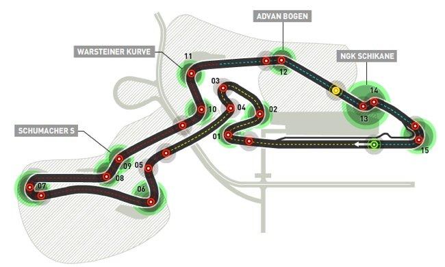 Apuestas F1: GP Alemania (Libres 1):