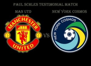 Manchester-United-v-New-York-Cosmos-Pauls-Scholes