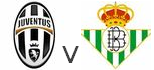 juventus vs real betis