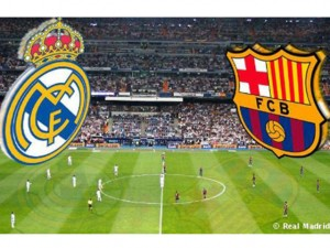 Supercopa Real madrid vs Barcelona