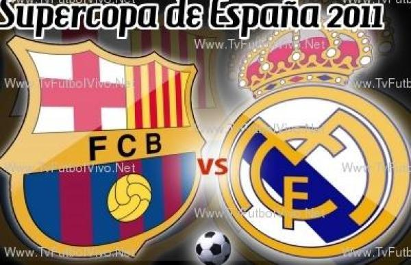 Apuestas de F?tbol ? Supercopa ? Barcelona vs Real Madrid