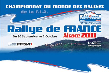 WRC: Rallye de France - Alsace 2011 (29 Septiembre - 2 Octubre)