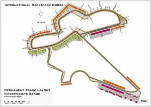 Apuestas GP Corea