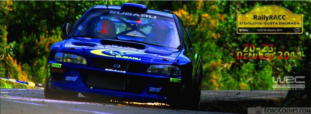 Apuestas WRC 47º RallyRACC Catalunya - Costa Daurada