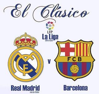 Liga BBVA ? R.Madrid ? Barcelona