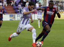 La Liga: Valladolid - Huesca